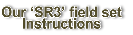 Our 'SR3' field set